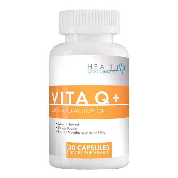 Vita Q + - Restore Your Body to Peak Performance