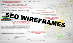 SEO Wireframes for On-Page Optimization