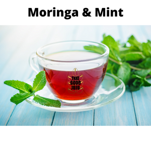 Moringa & Mint Herbal Teabags