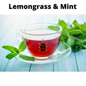 Lemongrass & Mint Herbal Teabags