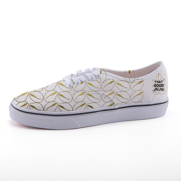 That Good JuJu Low-top Canvas Shoes