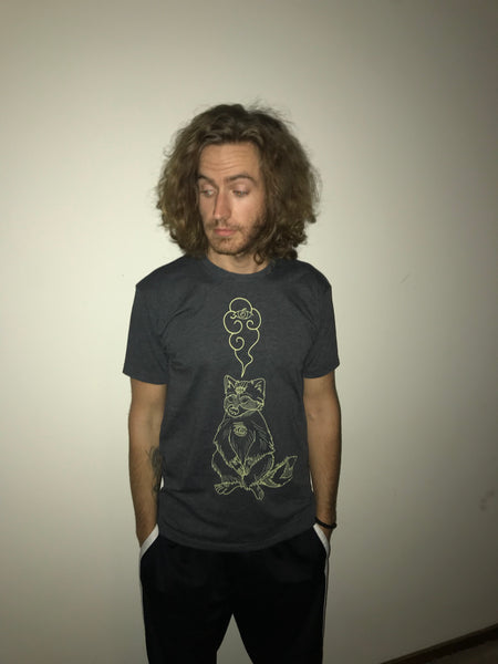 Third Eye Raccoon Shirt