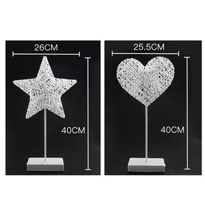 Lampee™ -  Star/Heart LED Lamp