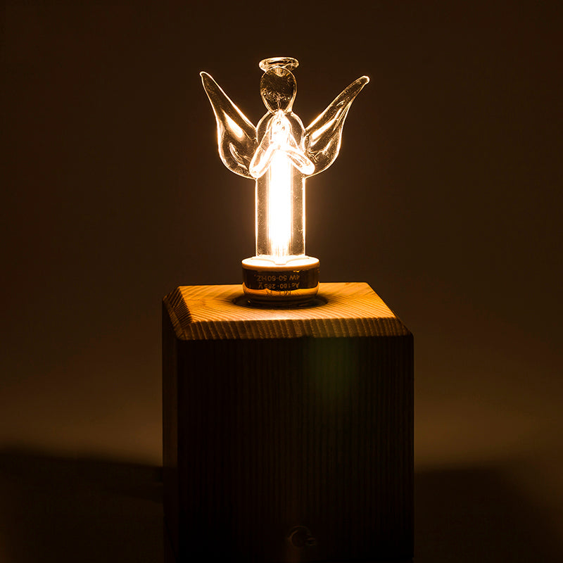 Angelub™ - Shining Angel Bulb