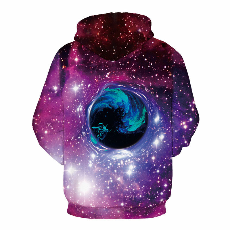 Galee™ - 3D Galaxy Hoodies