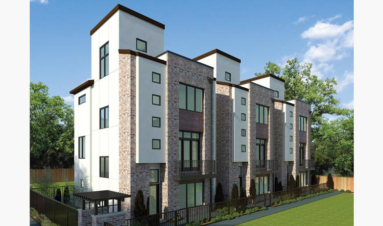 Townhouse Plans on Sale this October