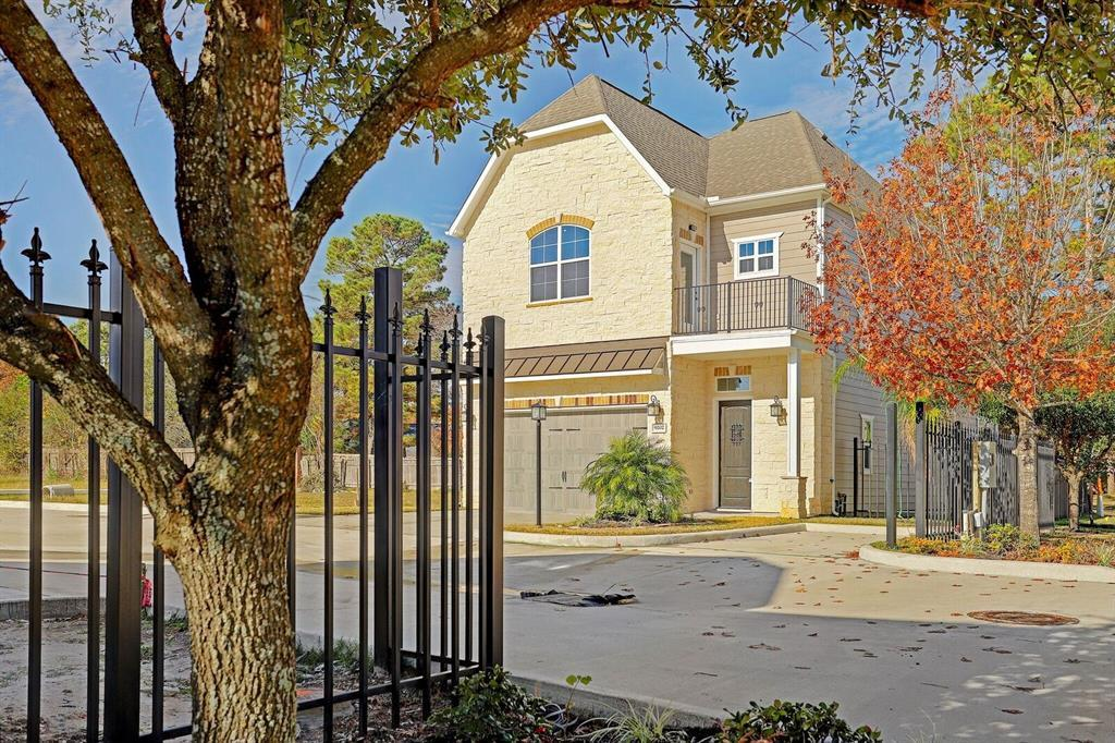 2 Story Townhouse Floor Plan for Sale