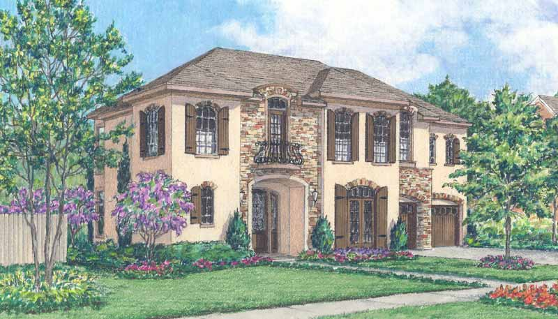 Urban Home Plan D4276-B