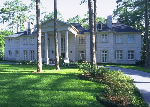 Classical Home Plan C3175