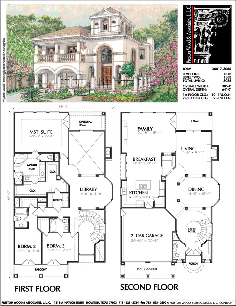Urban Home Plan D0017