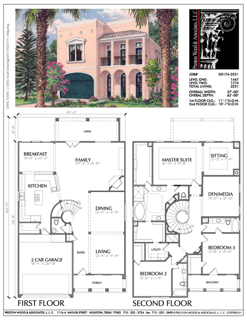 Urban Home Plan D5174