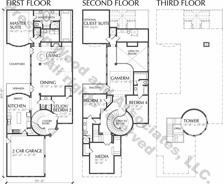 Urban Home Plan D4222