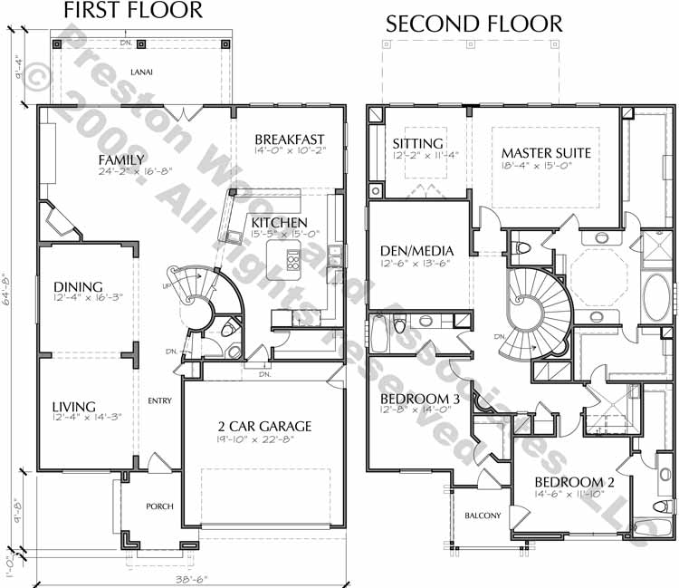 Urban Home Plan D5096