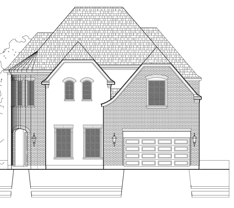 Urban House Plan E2235 B1.2