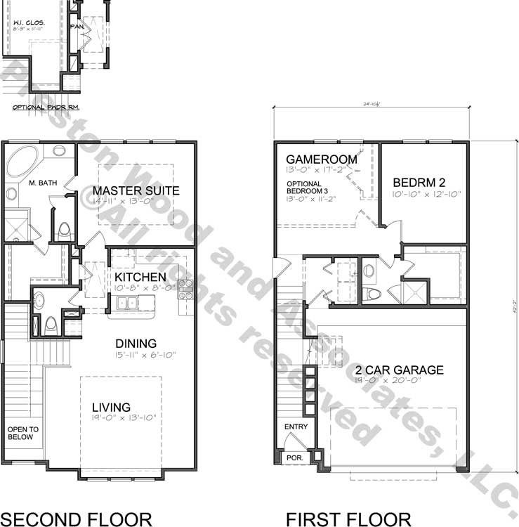Small Home Plan D6098