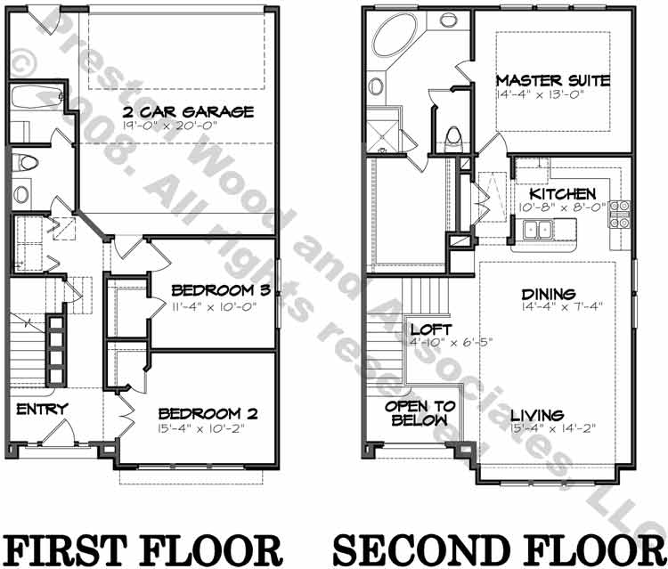 Small House Plan D5010-1567