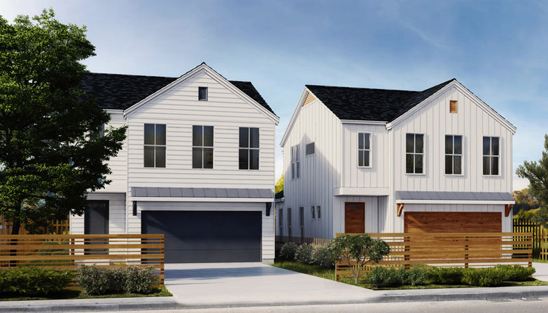 Townhouse Plan E7051