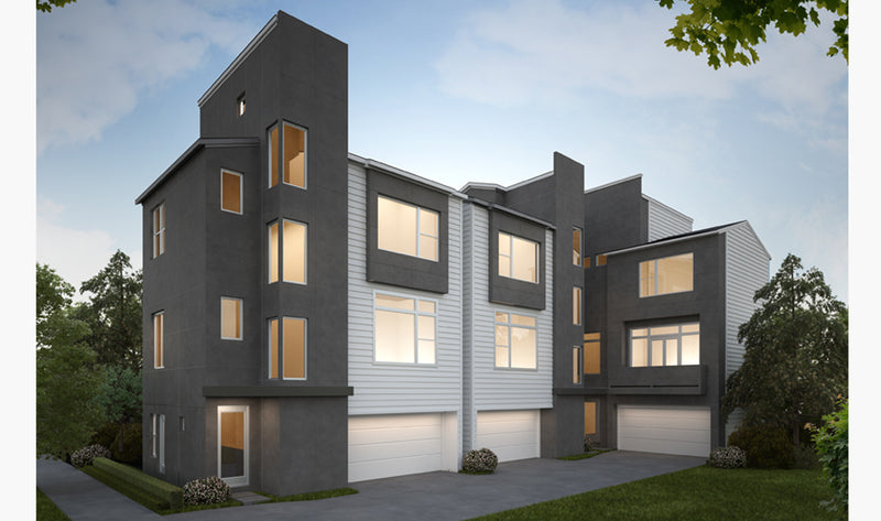 Townhouse Plan E1226 B