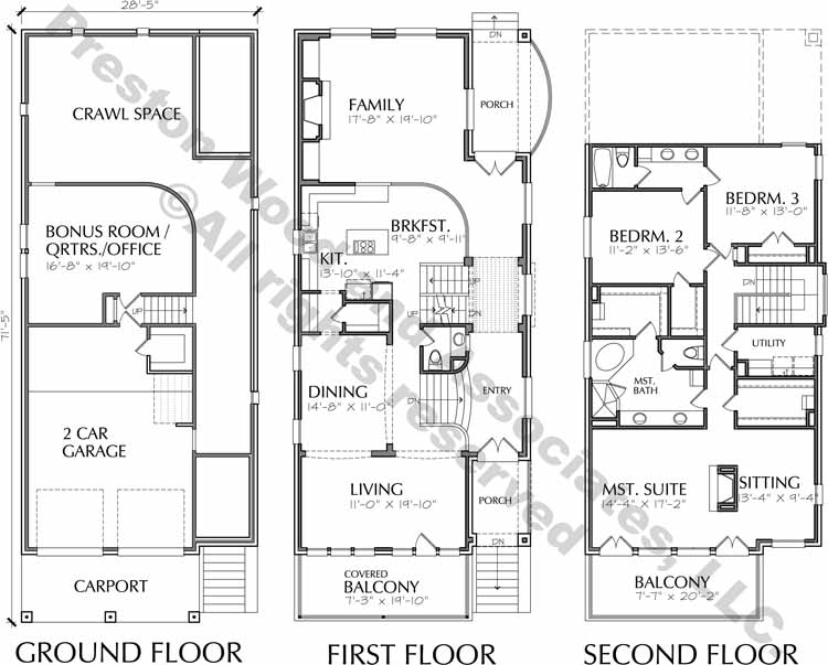 Urban Home Plan aC8095
