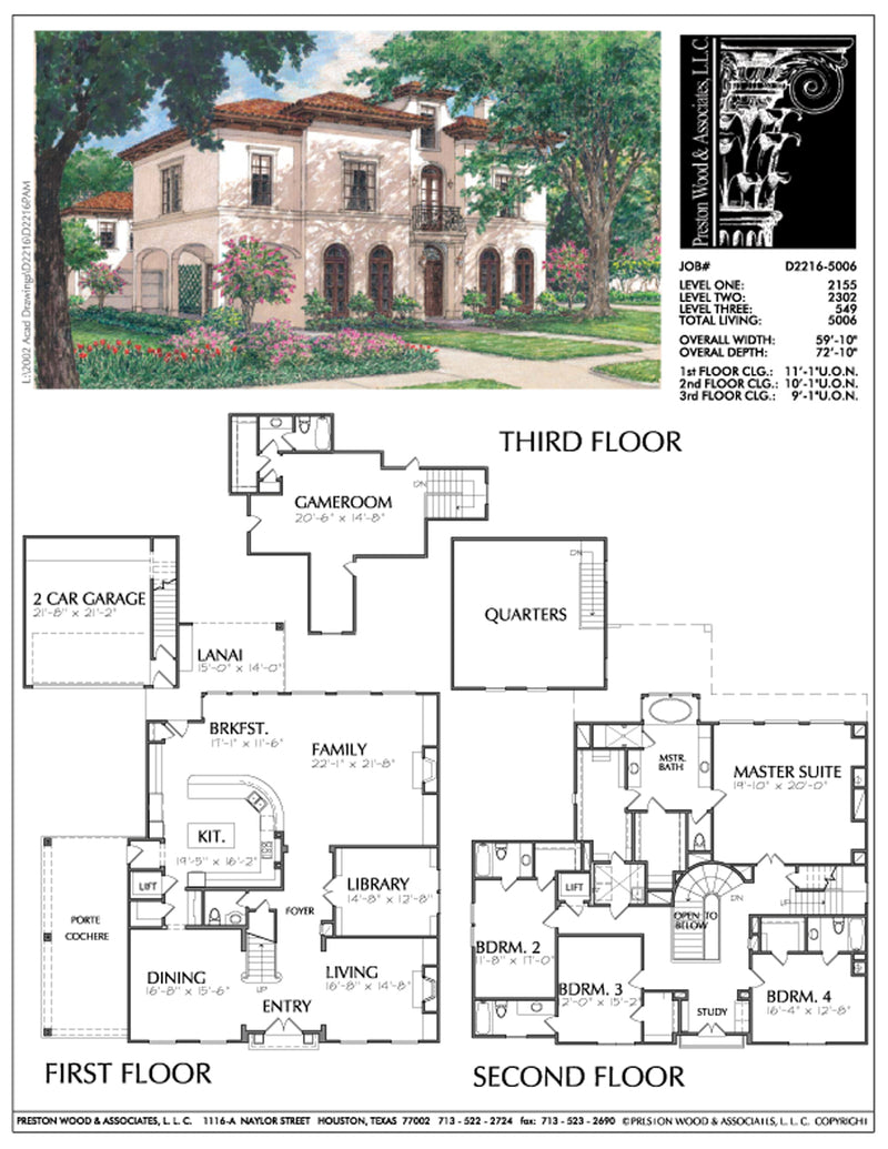 Urban Home Plan aD2216