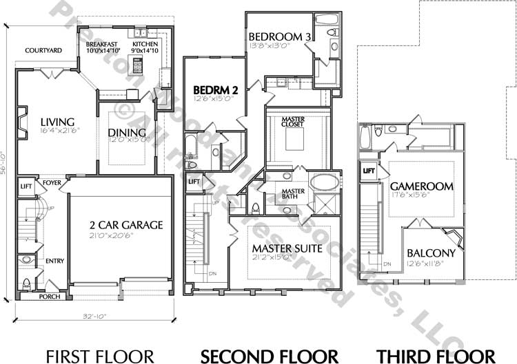 Urban Home Plan D6102
