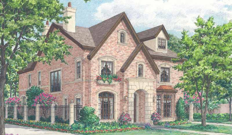Urban House Plan D5202