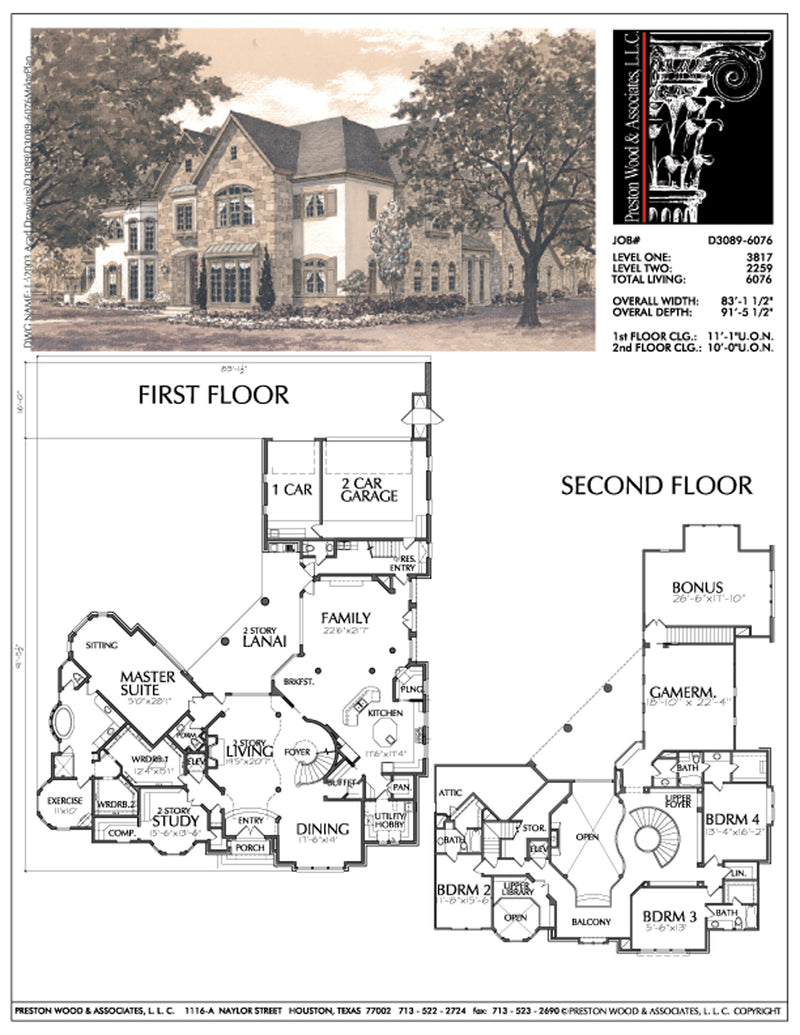Urban Home Plan aD3089