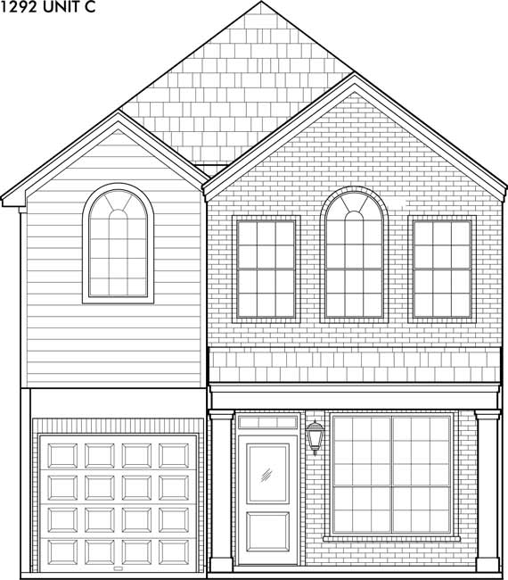 Two Story Garden House Plan D3163C-1292 on pit house floor plans, 1979 house floor plans, compound house floor plans, sample house floor plans, cool house floor plans, habitat house floor plans, slab house floor plans, spiral house floor plans, small house floor plans,