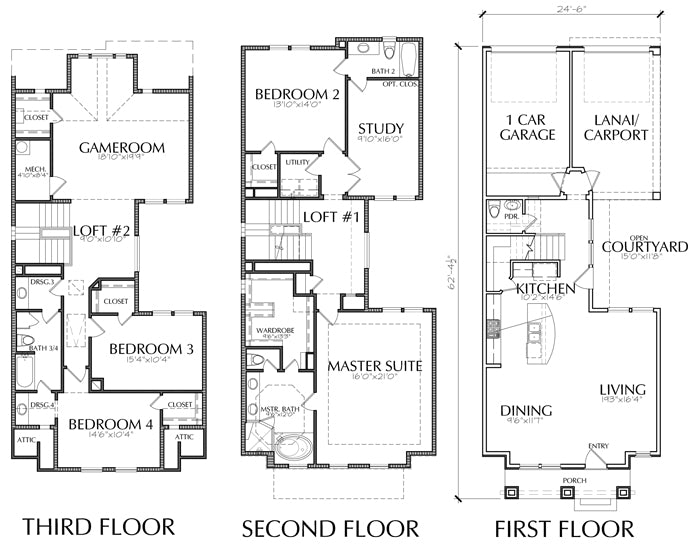 floor plans with doors, floor plans with walls, floor plans with stairs, floor plans with conservatories, floor plans with laundry rooms, floor plans with windows, floor plans with elevators, floor plans with stables, floor plans with hallways, floor plans with atriums, floor plans with columns, floor plans with basements, floor plans with patios, floor plans with landscaping, floor plans with gardens, floor plans with foyers, floor plans with staircases, floor plans with verandas, floor plans with breezeways, floor plans with halls, on townhome with courtyard floor plans