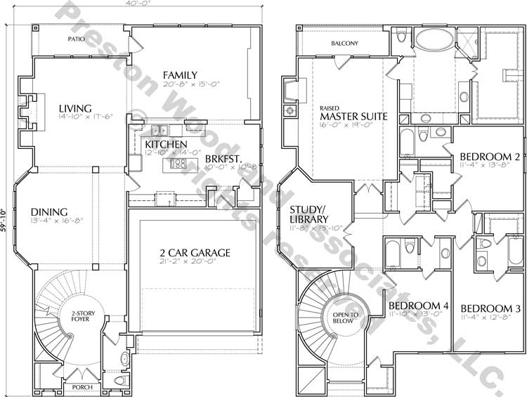 Urban Home Plan D4036