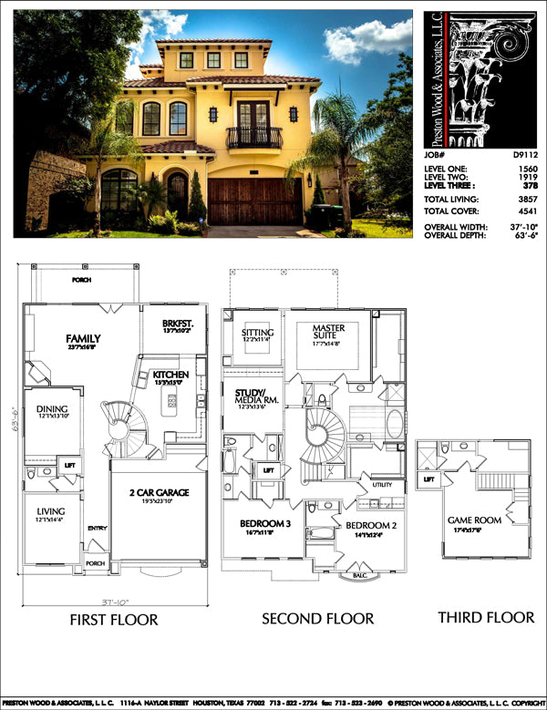 Urban Home Plan D9112