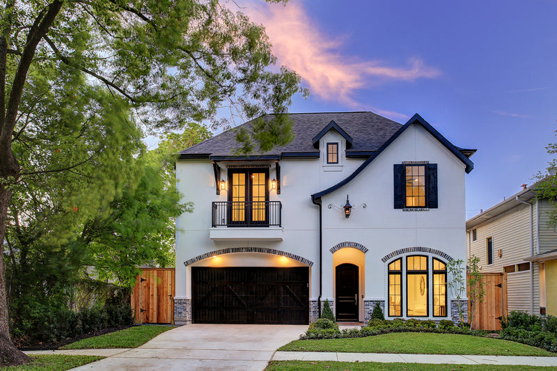 Two Story Home Plan E8024