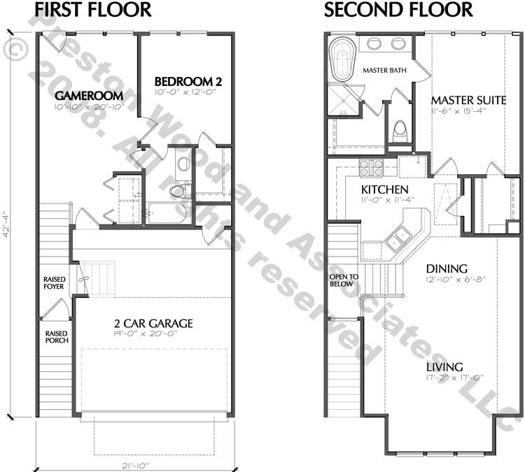 Small House Plan D5186