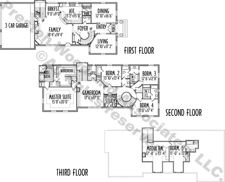 Urban Home Plan C8220