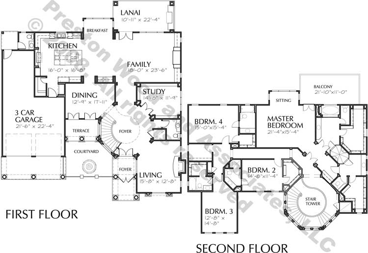 Urban Home Plan aD3136