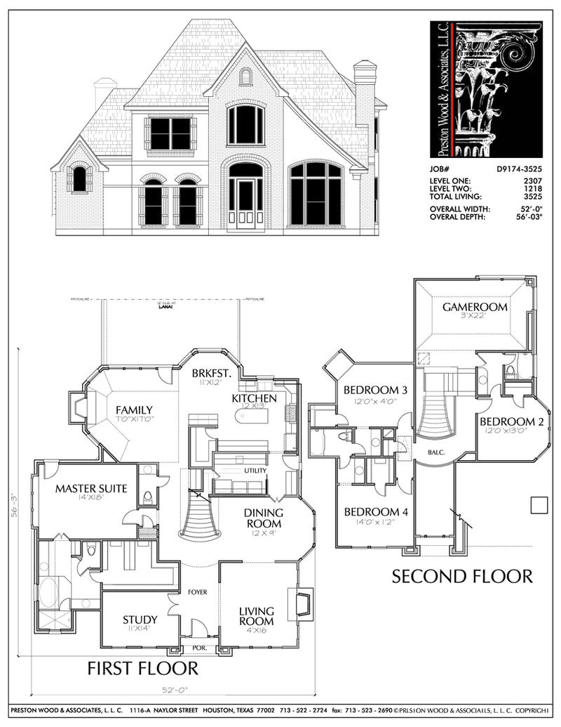 2 Story Home Plans, Cool Custom House Design, Affordable ...