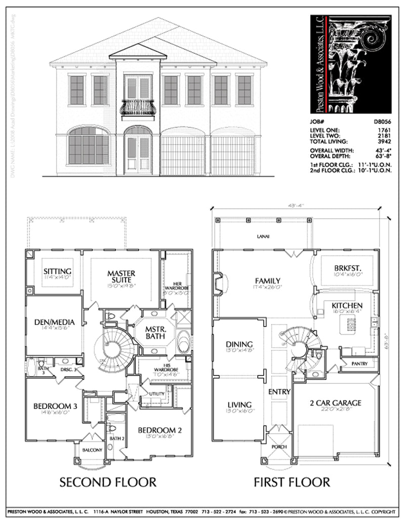 Urban Home Plan D8056