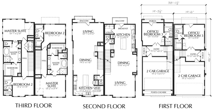 f0a00772605e06b574078b13c7ffdb89_800x Narrow House Plans Custom Designs on luxury narrow house plans, 2 story narrow house plans, contemporary narrow house plans,
