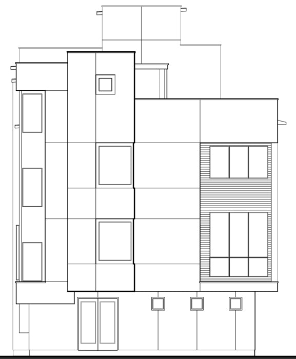 Townhouse Plan E0221 A