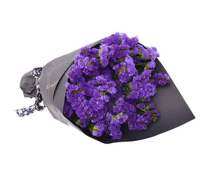 Charming Purple Sea-Lavender Bouquet-Flowers Online Melbourne