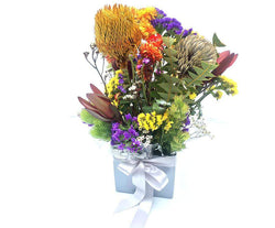 Seasonal Wildflower Natives Posy Box
