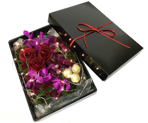 Royal Petals Luxury Boxset