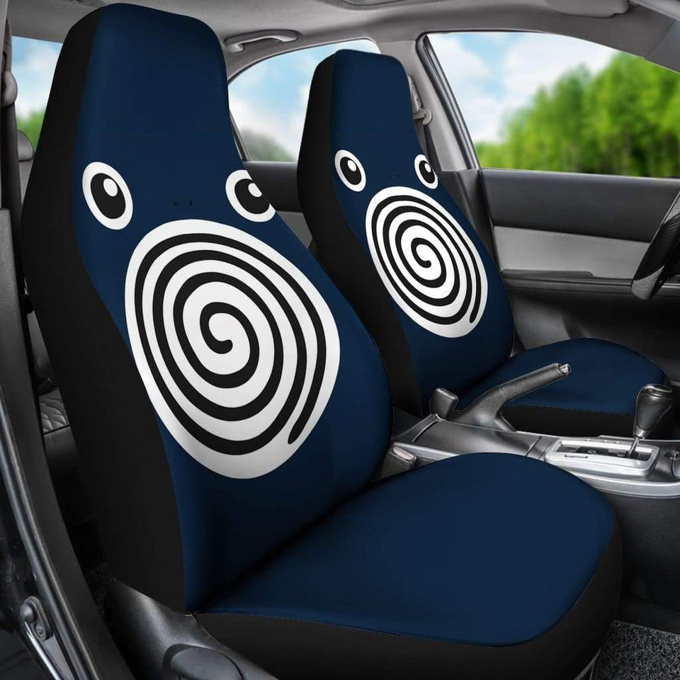 Poliwhirl Car Seat Covers