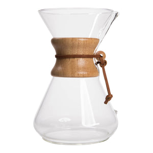 Chemex Pour-Over Coffee Maker - 10 Cup