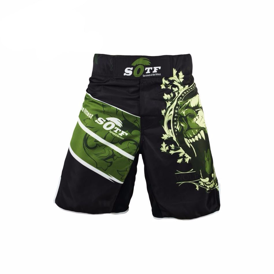 SOTF Dog MMA Shorts