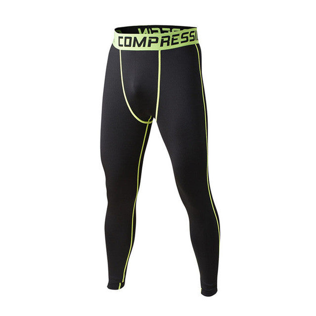 FLYFIRE Glow Compression Pants