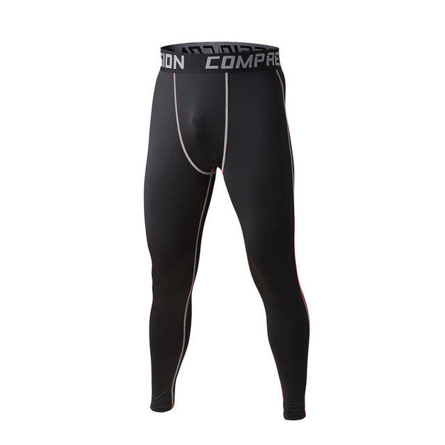 FLYFIRE Black Panther Compression Pants