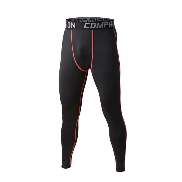 FLYFIRE Night Shade Compression Pants