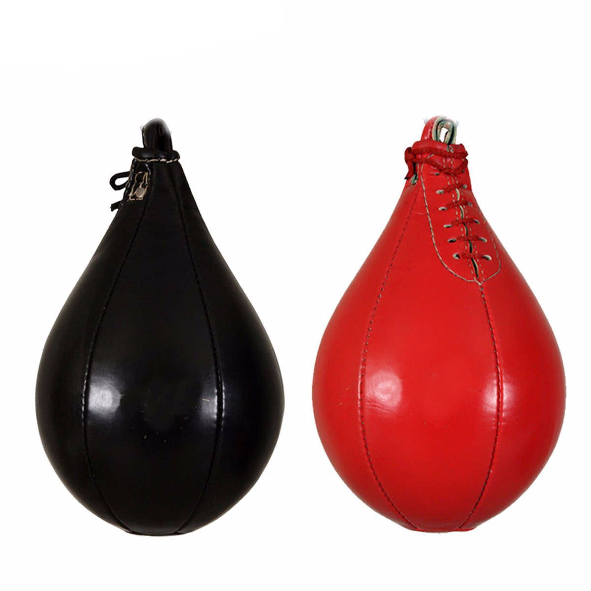 SGODDE Leather Speed Bag