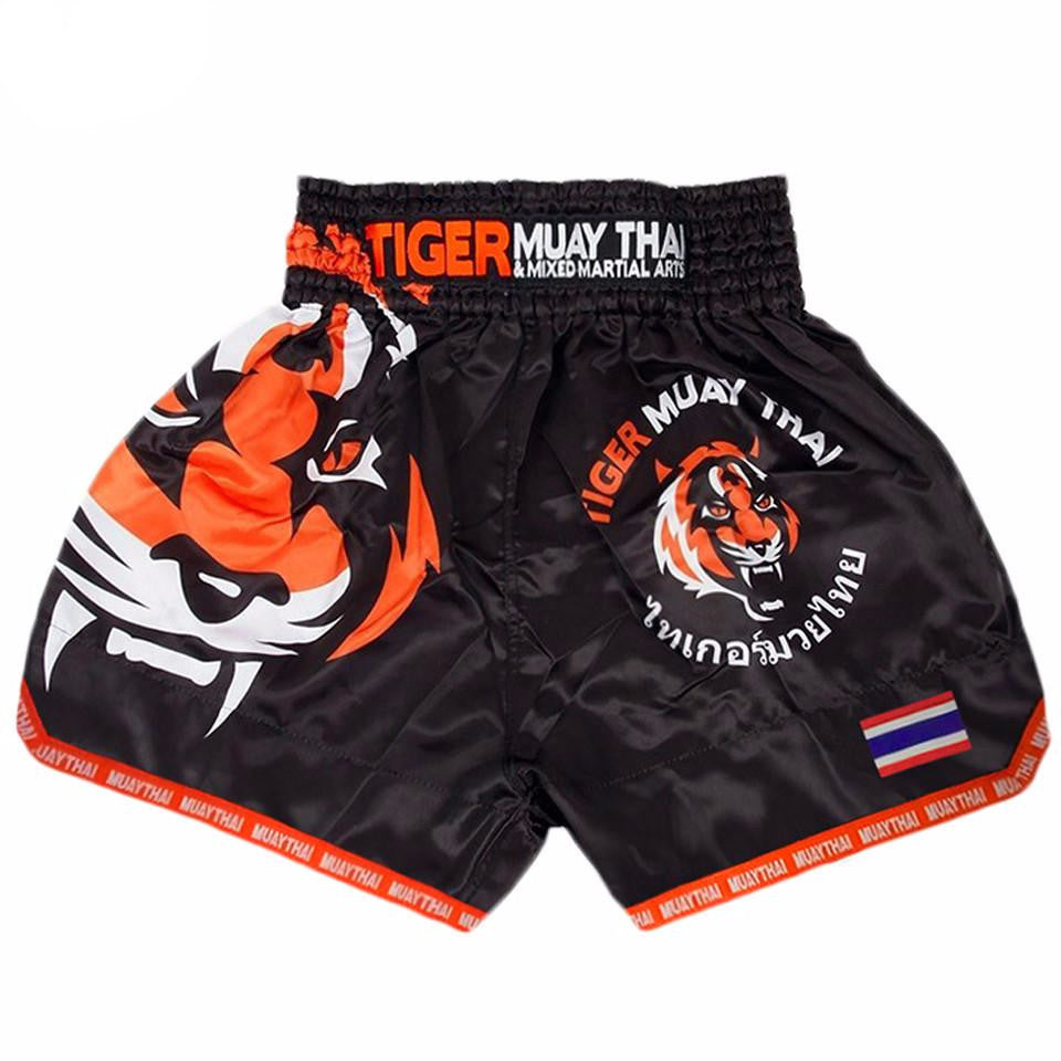 SUOTF Muay Thai Tiger Shorts